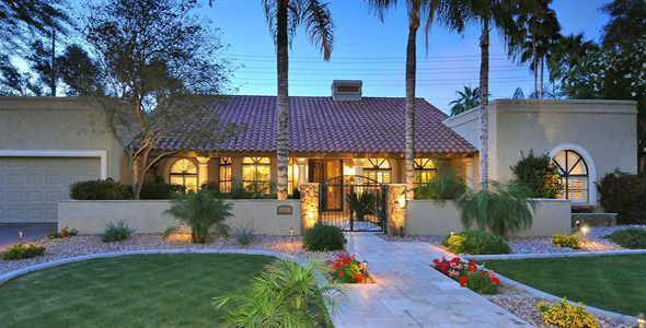 Beautiful Scottsdale real estate with homes for sale in Paradise Park Trails at McCormick Ranch.