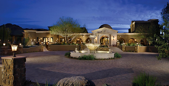 Canyon Heights homes rest of some stellar McDowell Mountain lots and are known for their serenity and spectacular views.