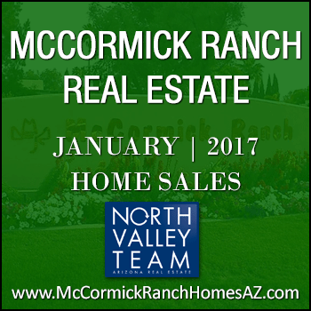 There were 65 January 2017 McCormick Ranch homes sold.