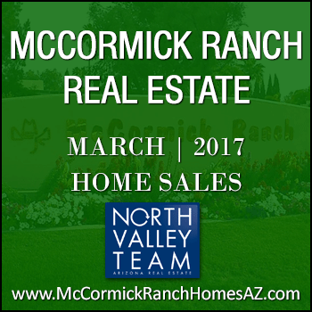 There were 139 March 2017 McCormick Ranch homes sold.
