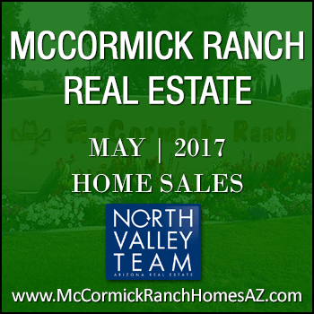 There were 125 May 2017 sold McCormick Ranch homes which included 16 McCormick Ranch patio homes and 61 McCormick Ranch condos and townhomes.