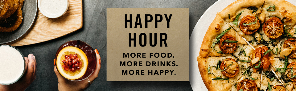 What are your favorite Desert Ridge happy hour events.