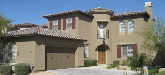 Villages at Aviano Desert Ridge condos located  in North Phoenix Arizona offer home buyers an array of wonderful community amenities and the Paradise Valley school district.