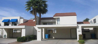 Quail Hill at Moon Valley in North Phoenix Arizona has town homes and town houses for sale.