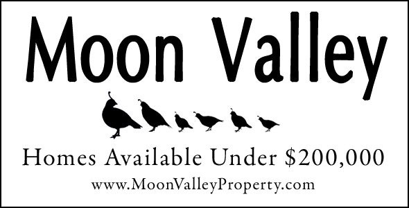 There are 3 Moon Valley homes for sale priced at or below $200,000.