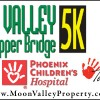 The Moon Valley Grasshopper Bridge 5k for 2014 will be held on Saturday September 27th.