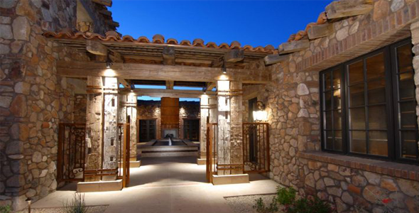 Estancia homes in North Scottsdale postal code of 85262 are some of the most luxury golf homes in Arizona.