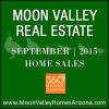 September 2015 Sold Moon Valley Homes
