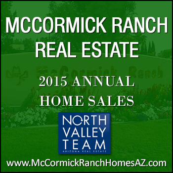 There was a total of 724 2015 McCormick Ranch homes sold.