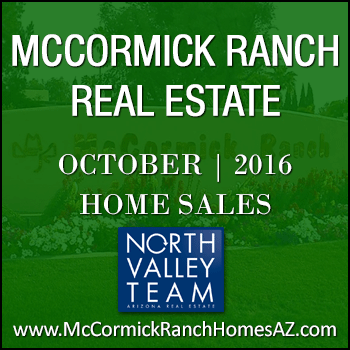 There were 48 October 2016 McCormick Ranch homes sold.