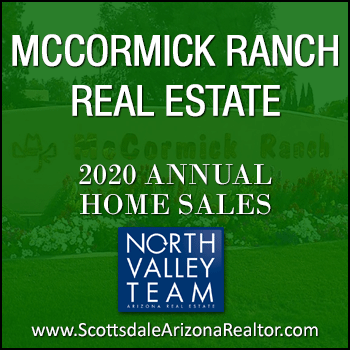 There was a total of 1,181 2020 McCormick Ranch homes sold.