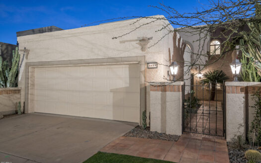 This is a beautifully remodeled McCormick Ranch home for sale in Scottsdale Arizona.